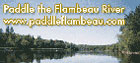 Paddle the Flambeau