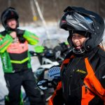 Snowmobiling in Rusk County Wisconsin