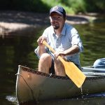 Canoeing Thornapple River Rusk County Wisconsin